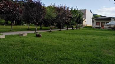 Photo of Sighișorenii pot folosi spațiul  din curtea Clubului Copiilor ca loc de promenadă și relaxare