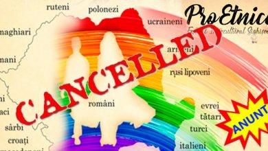 Photo of IMPORTANT: ProEtnica 2020 – Festivalul Intercultural nu va avea loc anul acesta!