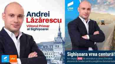 Photo of Andrei Lăzărescu, singurul candidat care îl poate înfrânge pe primarul Mălăncrăvean