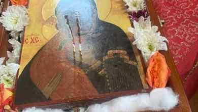 Photo of O icoană a Maicii Domnului de la Biserica Ortodoxă din Cricău, județul Alba, a început să lăcrimeze!