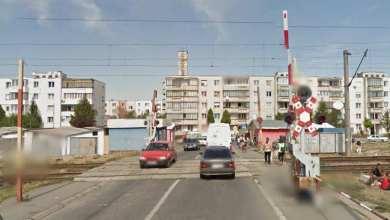 Photo of Trecerea la nivel cu calea ferată de la intrarea în cartierul Târnava II  se menține