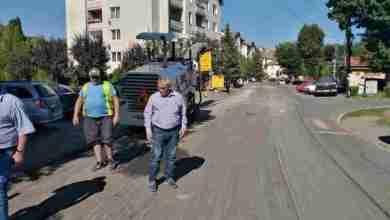 Photo of Lucrări de reparații și reasfaltare pe str Andrei Șaguna.