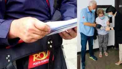 Photo of Propaganda electorala: Violeta Alexandru a împărţit personal taloane cu pensia mărită