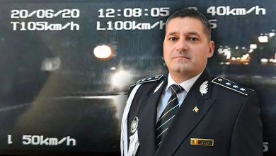 Photo of MUȘAMALIZARE! Șeful poliției Mureș prins de radar cu peste 100 km/h în localitate! Dosarul e de negăsit de două luni