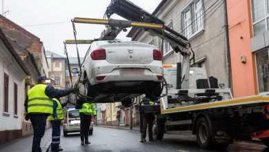 Photo of Maşinile parcate neregulamentar pe domeniul public vor fi ridicate!