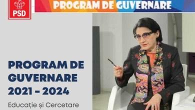 Photo of PSD a lansat programul de guvernare 2020-2024 pentru Educație și Cercetare.