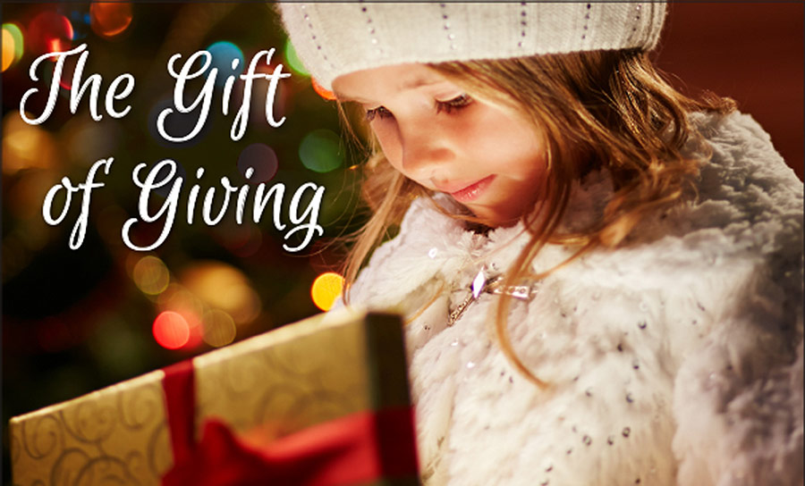 Giving Back – Toys for Tots