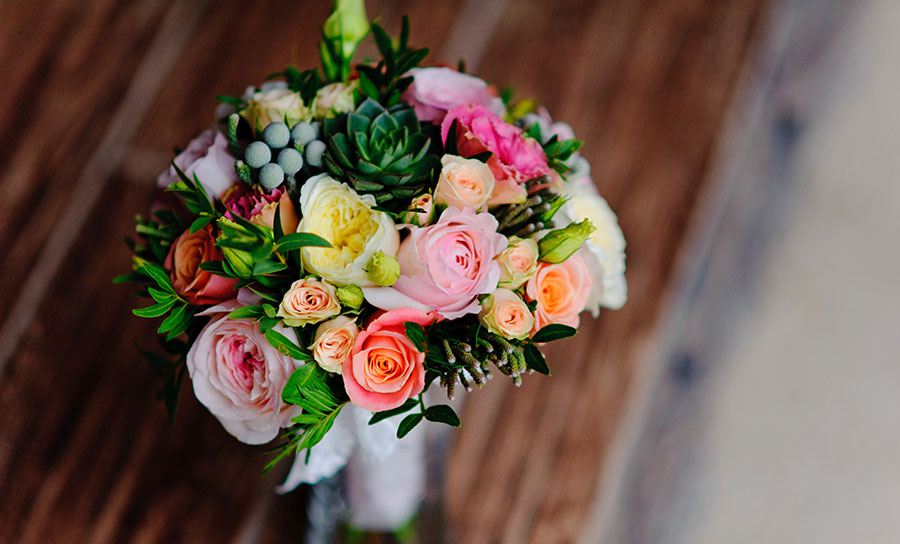 Create a Gorgeous Bouquet
