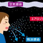 空気感染とは?飛沫感染との違いと対応策を調査!【新型コロナ用語集】