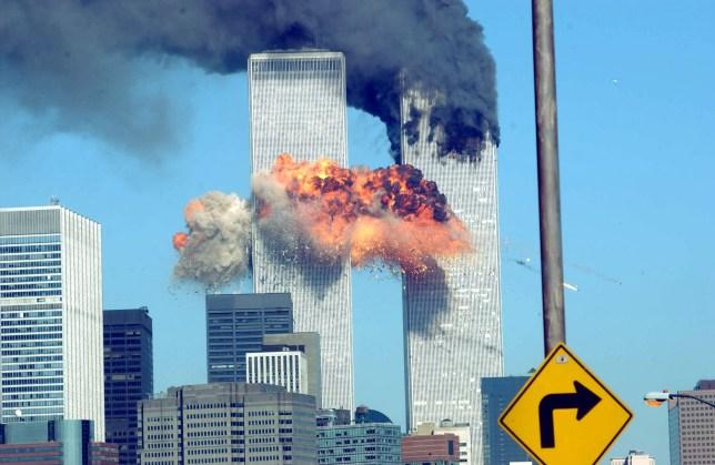 Twin Towers Plane Crash