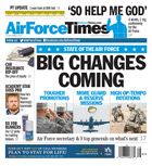 Air Force Times Cover