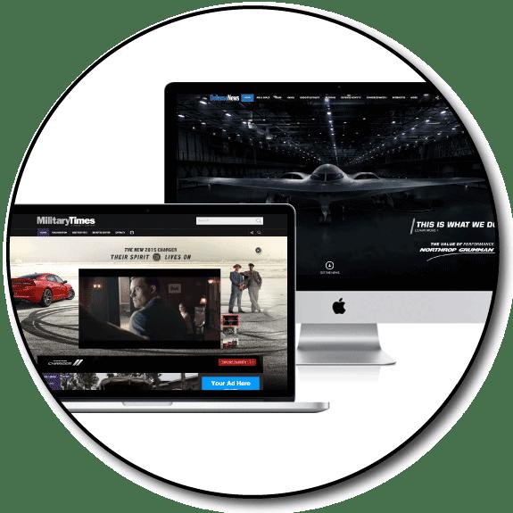 Advertising Circle Web