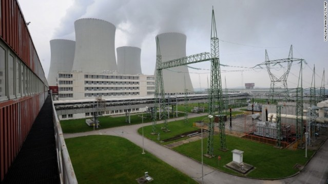 Czech business boss says PM's position on new nuclear reactors is 'fiction'