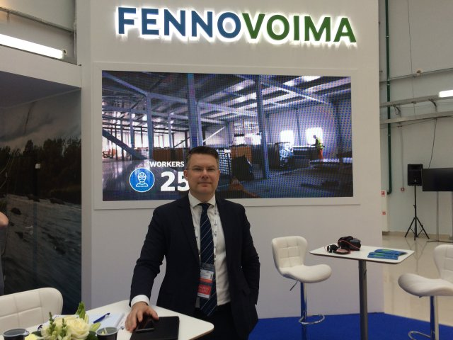 From Russia: Reactor will drive Finnish nuclear power plant