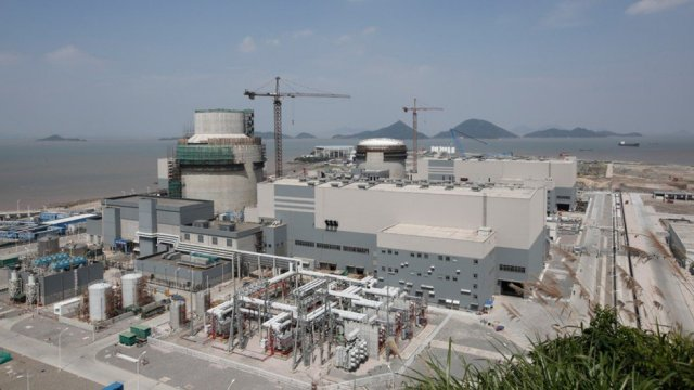 China ready to fire up world's first AP1000 nuclear reactor