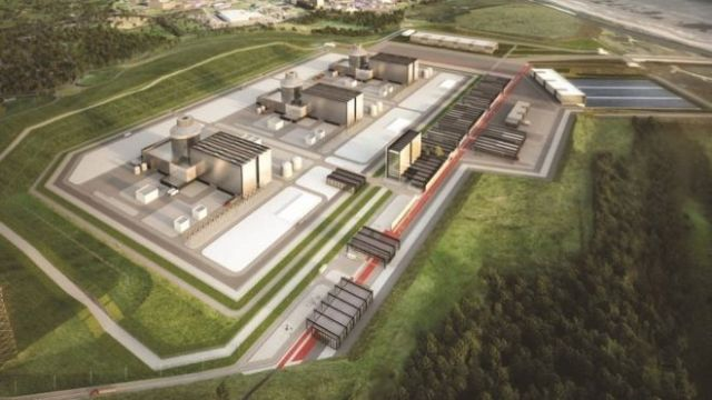 Toshiba's UK withdrawal puts Cumbria nuclear plant in doubt