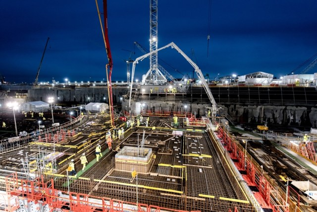 Innovation drives Hinkley Point C construction