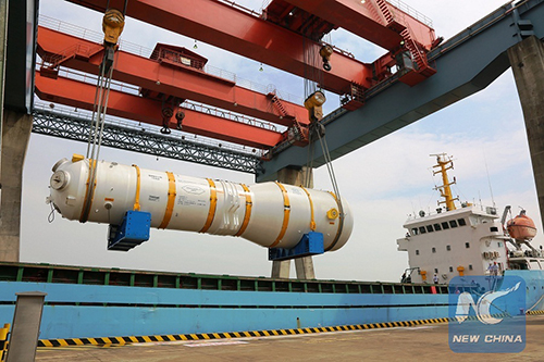 Nuclear deal between China, Russia worth $1.7b