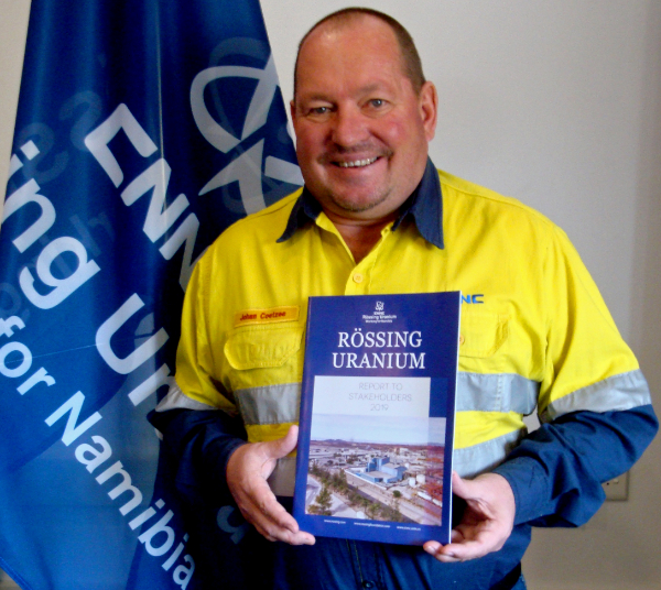 Rössing Uranium Mine – A new era of Optimism