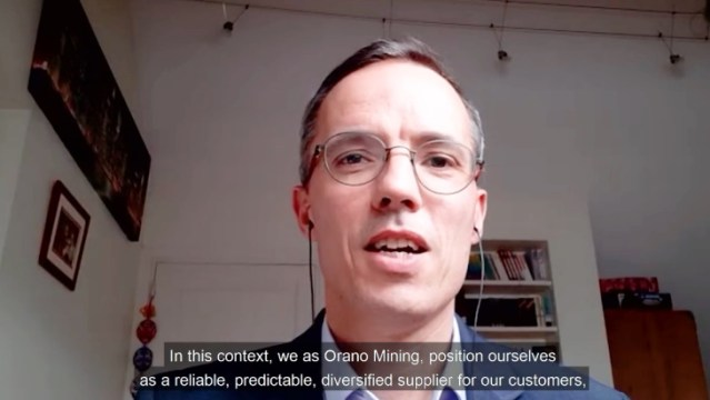 Orano Mining continues to invest
