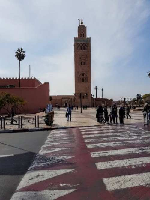 Marrakesh Medina: Six Sights for Saturday