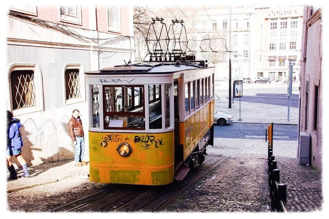Night Plane to Lisbon: Part 1: Funicular