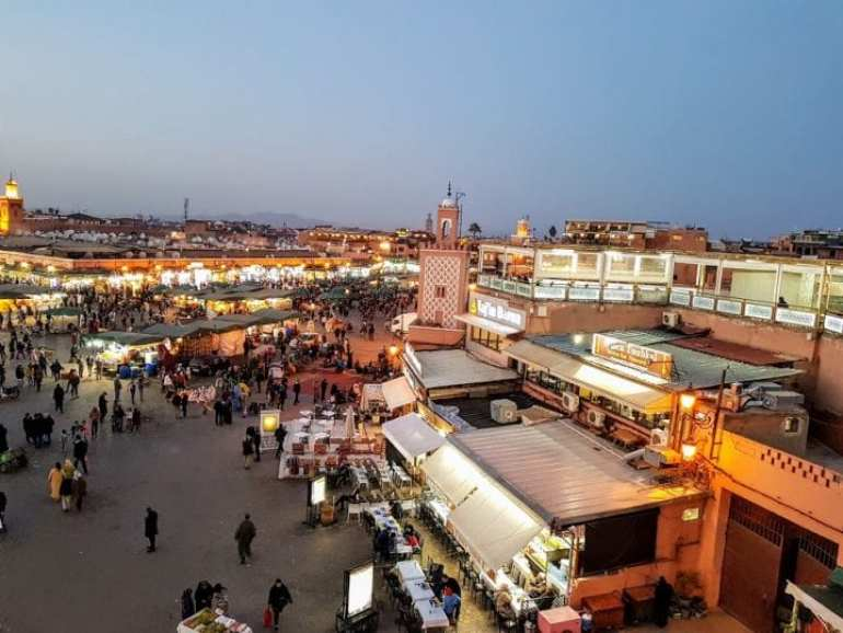 Jemaa el-Fna: Staying Sane in Marrakesh