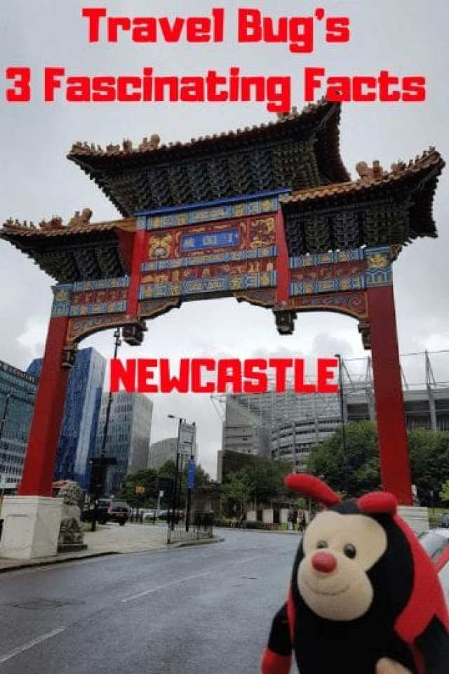 Newcastle: Travel Bug's 3 Fascinating Facts
