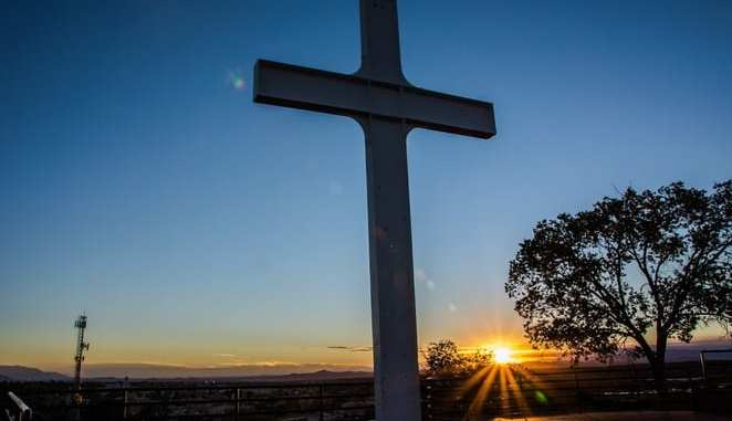 Cross of the Martyrs @ Fort Marcy Park, Santa Fe