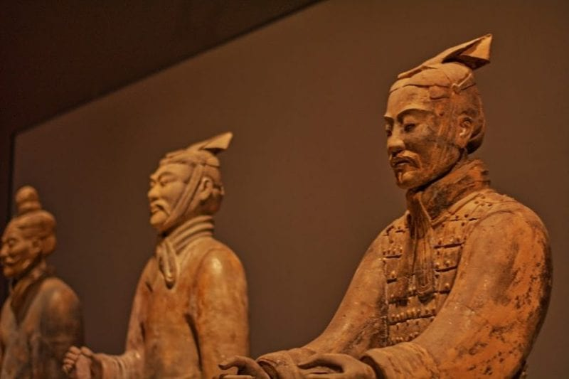 Terracotta Warriors Exhibition, Liverpool