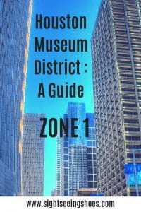 Houston Museum District: Zone 1