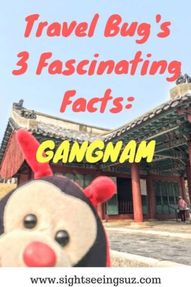 fascinating facts about Gangnam