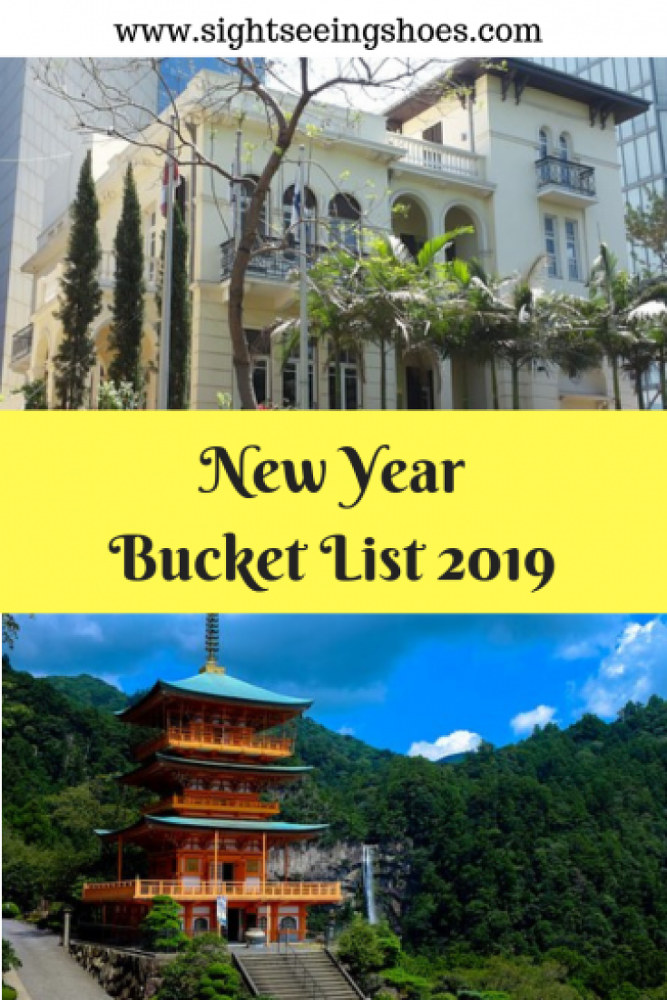 Travel 2019: What's on our New Year Bucket List
