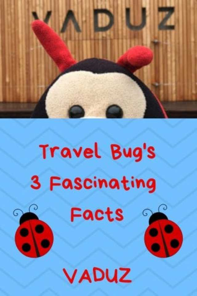Travel Bug's 3 Fascinating Facts VADUZ
