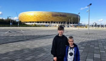 Gdansk for Kids: Fun Arena, Stadion Energa