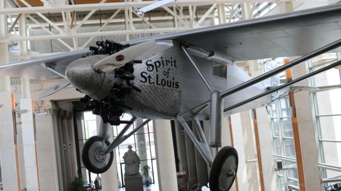 Spirt of St. Louis Replica