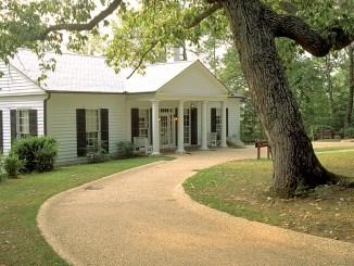 FDR's Little White House - Warm Springs, Georgia