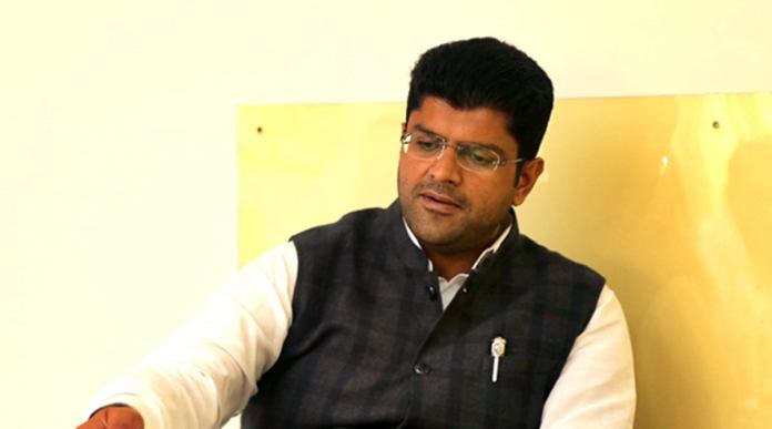 Haryana Dy CM Dushyant Chautala, PTI   The Haryana State Employment of Local Candidates Bill, 2020 provides a 75 per cent job quota for local people in private sector jobs which offer a salary of less than Rs 50,000 a month.