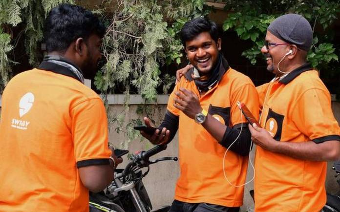 Swiggy moves to a four-day a week for the month of May