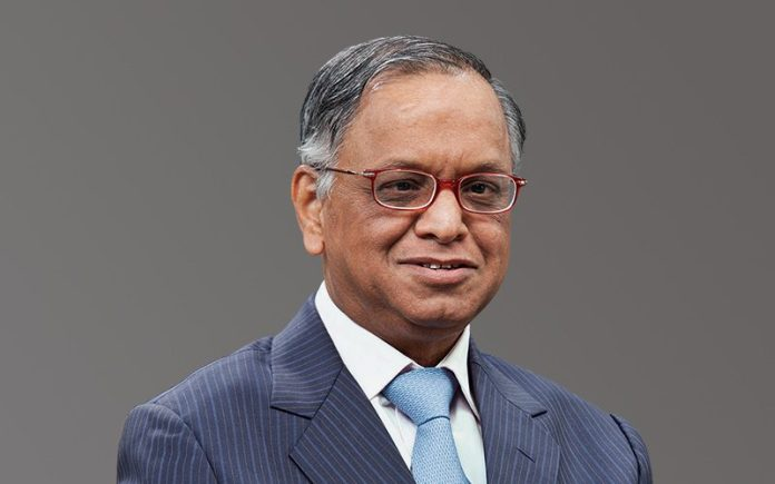Don't pay CEO too much salary: N R Narayana Murthy