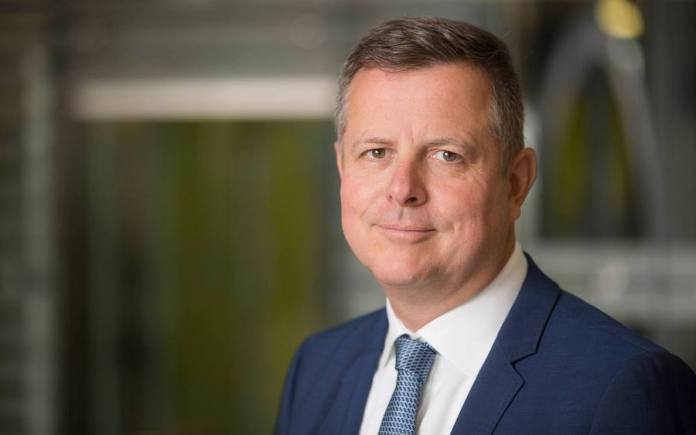 Former CHRO at SAP Stefan Ries joins McKinsey & Company