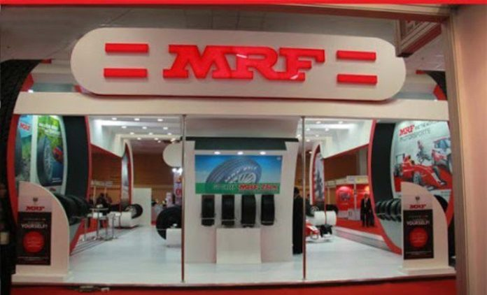 MRF announces bonus for employees after a sharp recovery