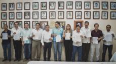 Firman el Acuerdo Regional para el Desarrollo de la Región de Tierra Caliente de Guerrero y Michoacán