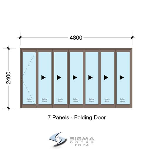 https sigmadoors co za product sfd4824 7 panel aluminium vistafold folding door