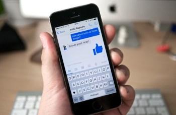 facebook messenger reklamy