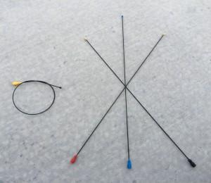 MSA-male antennas