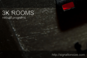 3k ROOMS – Nebula Reverb Programs