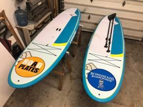 Unique Project Paddleboards by Signarama Walpole