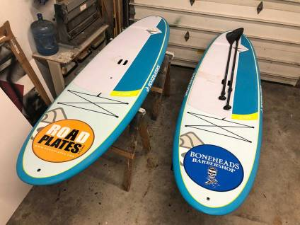 Unique Project Paddleboards by Signarama Walpole