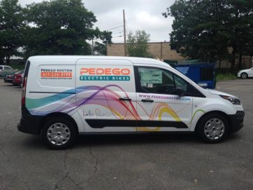 Vehicle Graphics by Signarama Walpole, MA